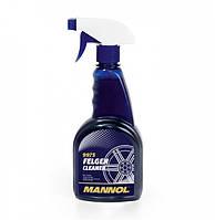 Средство для очистки автомобильных дисков (колес) Mannol Felgen Cleaner (500 мл)