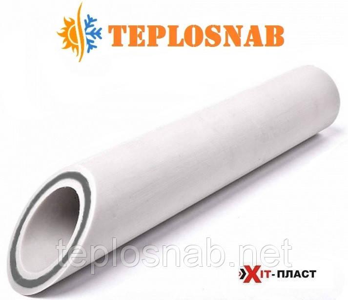 Труба скловолокно Хіт Пласт PN 16 Ø 40 х 5,5 PPR/GF/PPR для опалення