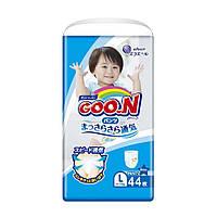 Трусики-подгузники для мальчиков Goo.N 9-14 кг., L, 44 шт.