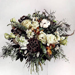 Флористика и сухоцвет