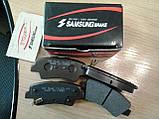 Тормозные колодки Samsung (страна производитель Корея), фото 4