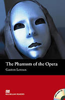 Macmillan Readers Beginner Phantom Of The Opera, The + CD