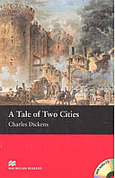 Macmillan Readers Beginner Tale Of Two Cities, A + CD