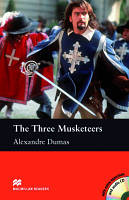 Macmillan Readers Beginner Three Musketeers, The + CD