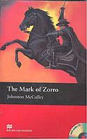 Macmillan Readers Elementary Mark Of Zorro, The + CD