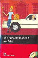 Macmillan Readers Elementary Princess Diaries: Book 2, The + CD