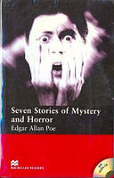 Macmillan Readers Elementary Seven Stories Of Mystery And Horror + CD