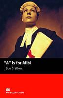 Macmillan Readers Intermediate A Is For Alibi