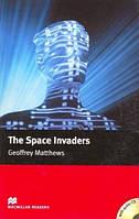 Macmillan Readers Intermediate Space Invaders, The + CD