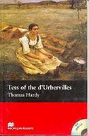 Macmillan Readers Intermediate Tess Of The D'Urbervilles + CD