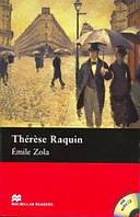 Macmillan Readers Intermediate Therese Raquin + CD