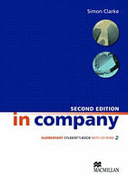 In Company 2nd Edition Elementary SB + CD-ROM, In Company second edition