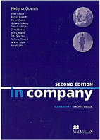 In Company 2nd Edition Elementary TB