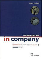 In Company 2nd Edition Intermediate SB + CD-ROM