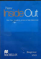 New Inside Out Beginner DVD