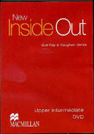 New Inside Out Upper Intermediate DVD