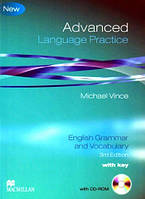 Advanced Language Practice New Edition + CD-ROM With Key