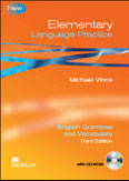 Elementary Language Practice New Edition + CD-ROM With Key