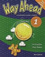 Way Ahead New Edition Level 1 PB + CD-ROM Pack