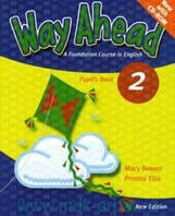 Way Ahead New Edition Level 2 PB + CD-ROM Pack