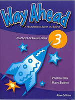 Way Ahead New Edition Level 3 Teacher Resource Book