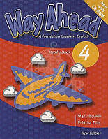 Way Ahead New Edition Level 4 PB + CD-ROM Pack