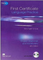 First Certificate Language Practice New Edition + CD-ROM Without  Key