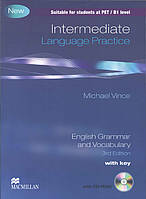 Intermediate Language Practice New Edition + CD-ROM With Key