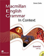 Macmillan English Grammar In Context Essential With Key