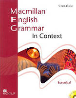 Macmillan English Grammar In Context Essential Without Key