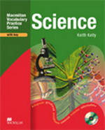 Macmillan Vocabulary Practice - Science Practice Book + CD-ROM With Key