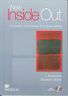 New Inside Out Advanced SB + CD