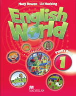 English World 1 PB + eBook + CD-ROM + Access Code /UA/, фото 1