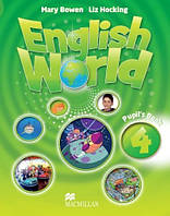 English World 4 PB
