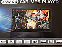 Магнітола автомобільна ZIRY 7010b 2din, сенсорний екран 7 дюймів, фото 4
