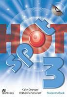 Hot Spot 3 SB + CD