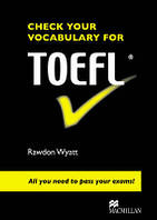 Check Your Vocabulary For TOEFL SB