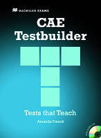 New CAE Testbuilder With Key + CD