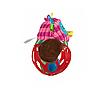 """Игрушка - мячик """"Сова Одетта"""" Balibazoo (Высота 13 см) , фото 2"""
