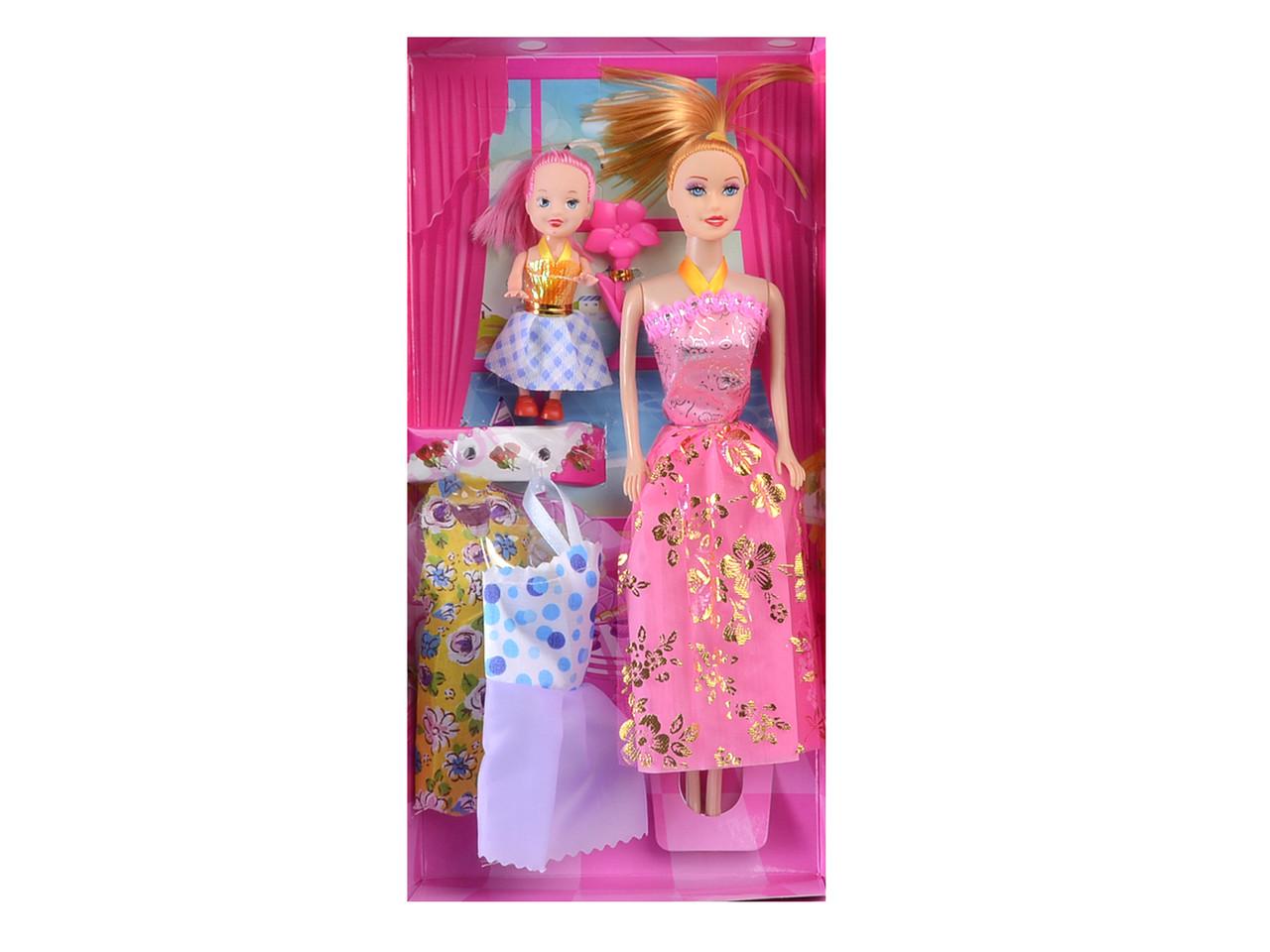 Набор куколок с аксессуарами