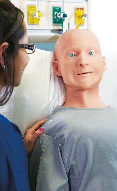 Тренажер общения с пациентом ALEX (PCS).