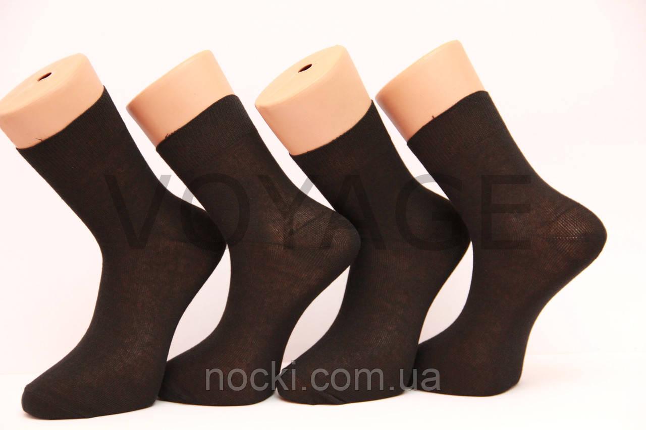 Носки мужские  гладкие стиль люкс Правильный выбор