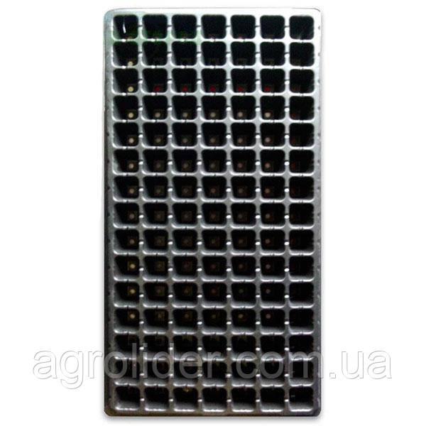 Касета для розсади 105 комірок (28*54 см)