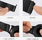 Ремешок SIKAI  миланская петля для Xiaomi AMAZFIT Bip / 20 мм Milanese миланская петля застежка Silver, фото 4