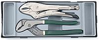Набор шарнирно-губцевого инструмента 2ед. FORCE T5021.