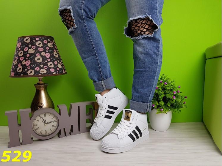 7d53d9c25 ... Кроссовки суперстар белые с брендовыми значками, размер 37-41, ...