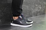 Мужские кроссовки Nike Jordan (Темно-синие) , фото 3