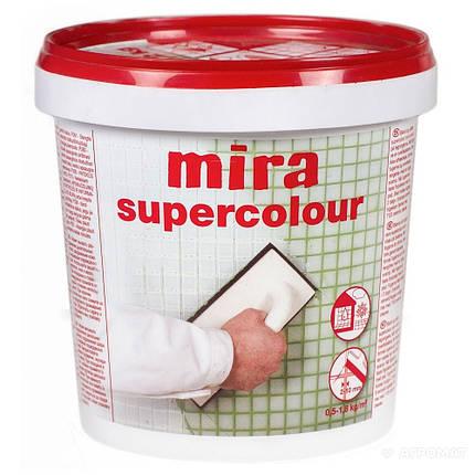 Затирка Mira  supercolour №160/1,2кг (светло-зеленая), фото 2