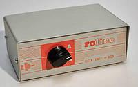 Комутатор моніторний,VGA HD15 2x1, 4x1