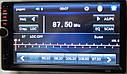 Магнітола автомобільна ZIRY 7018G 2din, сенсорний екран 7 дюймів, фото 2